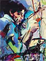 Buddy Rich by Bruni Sablan