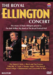 Royal Ellington - Concert With Bob Wilber Big Band