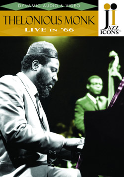 Thelonious Monk - Jazz Icon