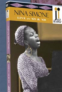 Nina Simone - Jazz Icon - Live in Holland & England
