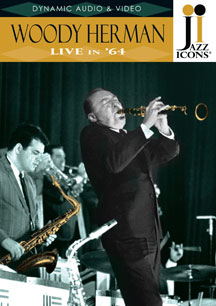 Woody Herman - Live in England 1964