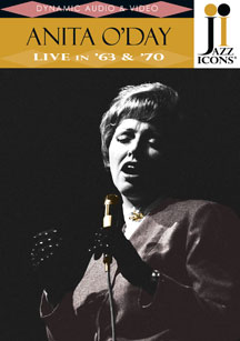 Anita O'Day - Live in Sweden 1963 & Norway 1970