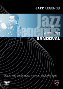 Arturo Sandoval - Live at the Brewhouse 1992