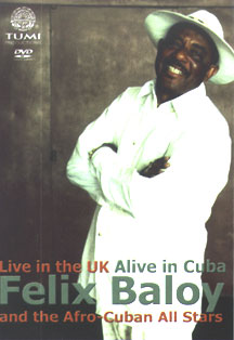Felix Baloy & The Afro-Cuban All Stars