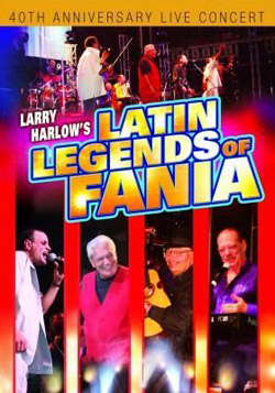 Latin Legends of Fania with Larry Harlow
