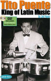 Tito Puente - King of Latin Music - DVD and Book