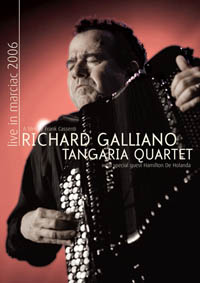 Richard Galliano - Tangaria Quartet