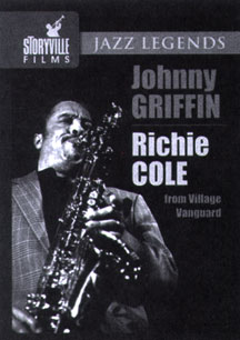 Johnny Griffin plus Richie Cole & Alto Madness - Live At The Village Vanguard